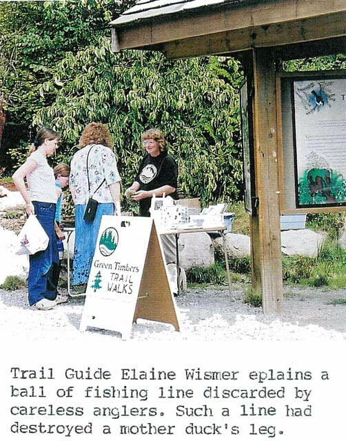 Green Timbers History Pictures