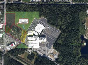 Properties for rezoning