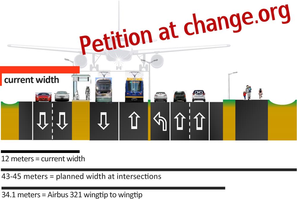 planned highway widening