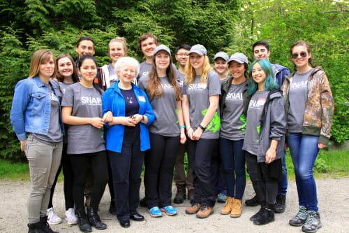 SNAP 2017  From left to right: Shenae (ORTL), Madeline (ORTM), Rosha (ORTM), Nate (PC), Rachel (HRTL), Ellen (GTHS),   Kris (HRTL), Cass (TCTM), Ryan (HRTM), Paige (ORTM), Tori (HRTM), Jeanette (HRTM), Sara (TCTL), Bilal (ORTM), Sabrina (HRTM)  Toggle